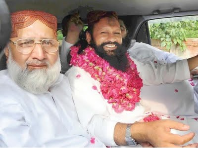 Malik Ishaq and Muhammad Ahmed Ludhianvi
