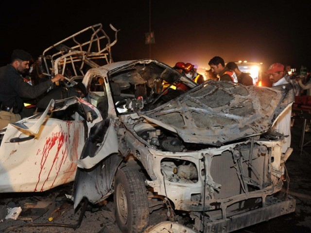 war on terror in pakistan essay