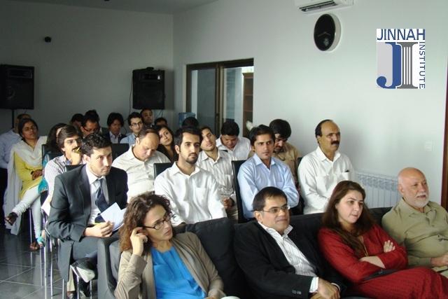 Raza Rumi of Jinnah Institute attacks Pakistan Blogzine in Herald